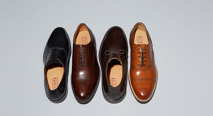 Millburn Dress Shoes at Gilt