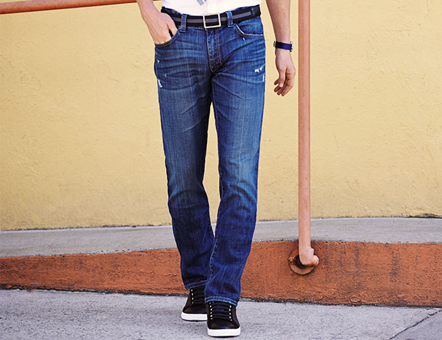 Modern Update: Slim Pants & Jeans at MYHABIT