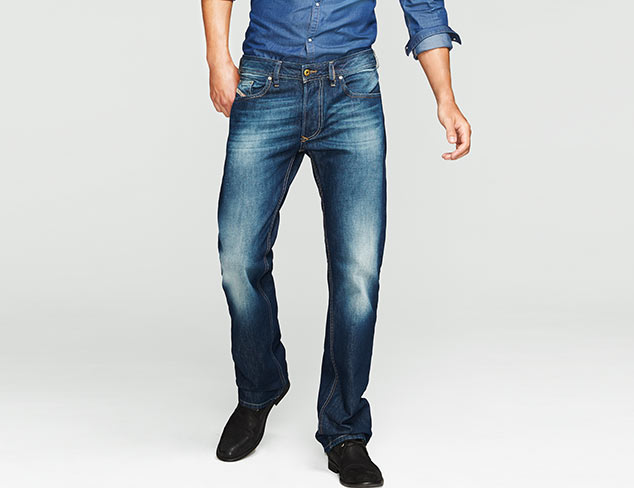 New Arrivals: Diesel Jeans at MYHABIT