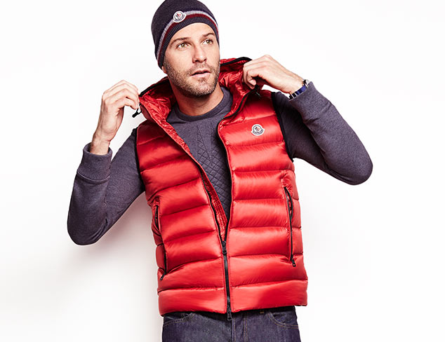 New Arrivals: Moncler Jackets & Sweaters at MYHABIT