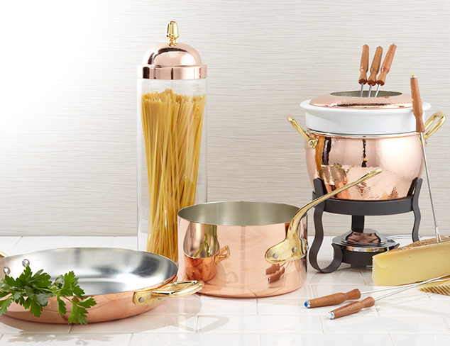 New Markdowns: Copper Kitchen at MYHABIT