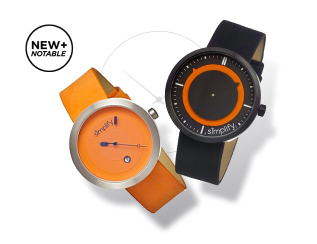 Perfect Timing: Simplify Watches Under $69 at MYHABIT