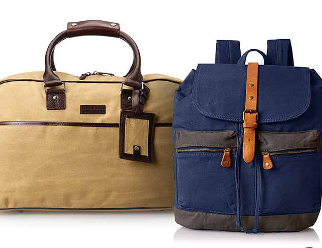 Pick Up & Go: Bags feat. J Campbell Los Angeles at MYHABIT