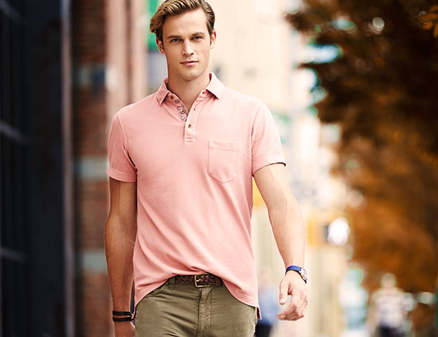 Pop Your Collar: Polo Shirts at MYHABIT
