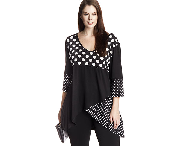 Printed Tunics incl. Plus Sizes at MYHABIT