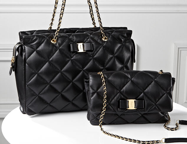 Salvatore Ferragamo Bags & Accessories at MYHABIT