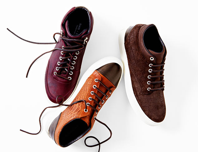 Street Sneakers feat. Slate & Stone at MYHABIT