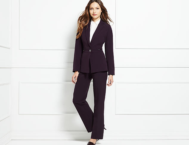 Tahari by ASL feat. Plus Sizes at MYHABIT