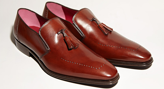 The Brown Dress Shoe at Gilt