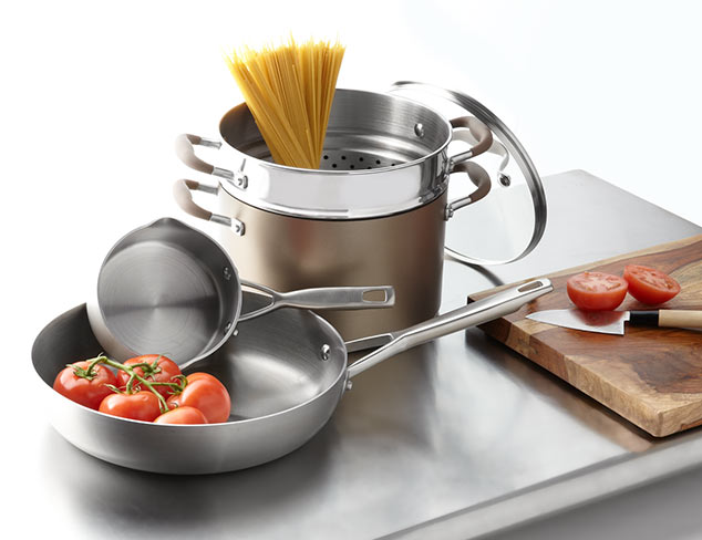 The Well-Equipped Kitchen: Cookware at MYHABIT