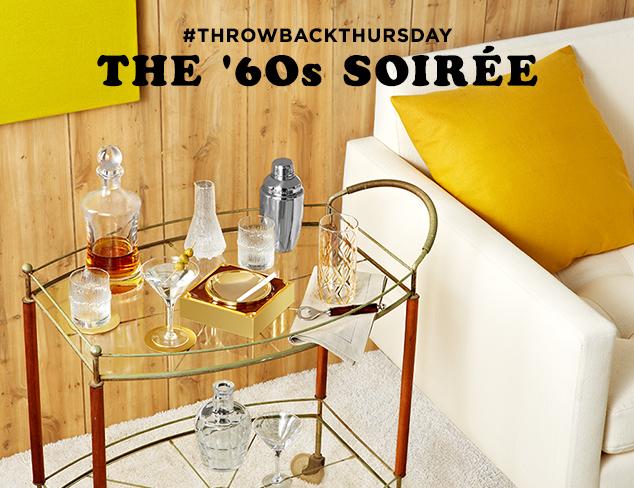 Throwback Thursday: The '60s Soirée at MYHABIT