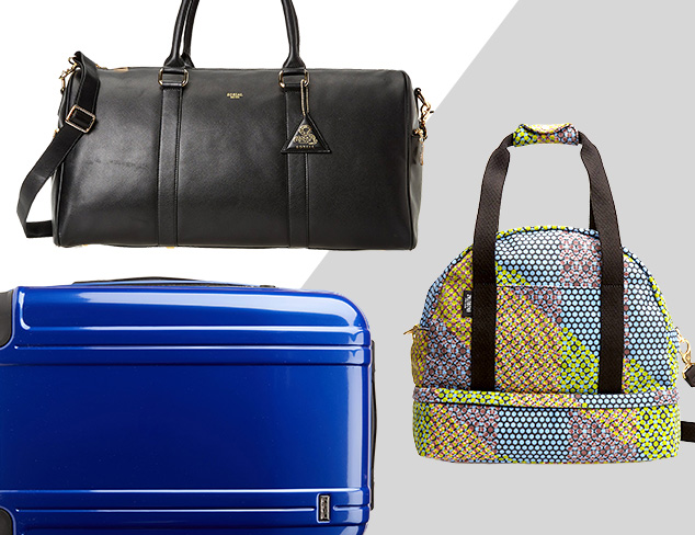 Travel in Style: Victorinox Luggage & More at MYHABIT