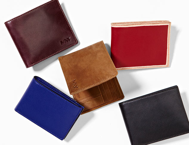 Up to 60% Off: Wallets at MYHABIT
