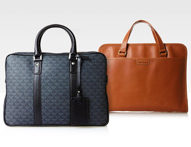 Up to 60% Off: Workweek Ready Briefcases at MYHABIT