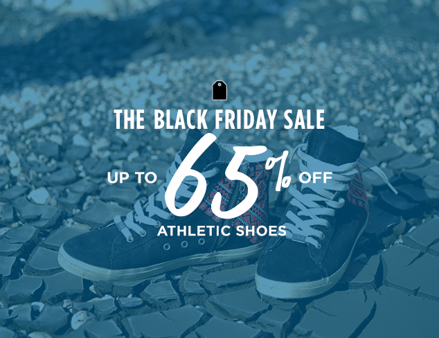 Up to 65% Off: Athletic Shoes at MYHABIT