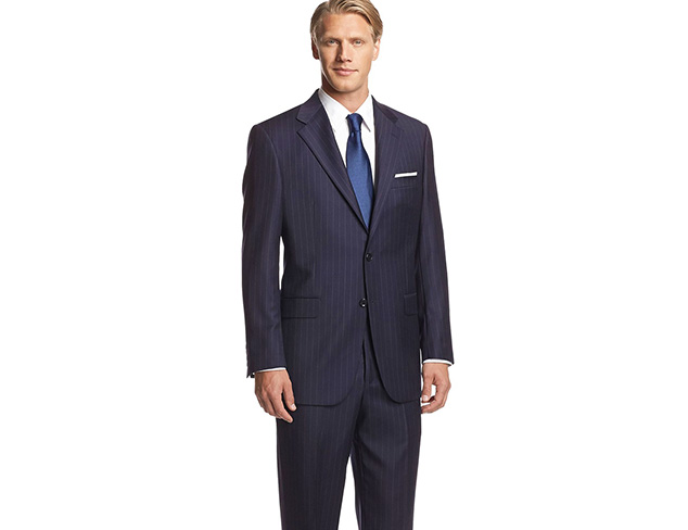 Up to 65% Off: Timeless Tailoring feat. Hickey Freeman at MYHABIT