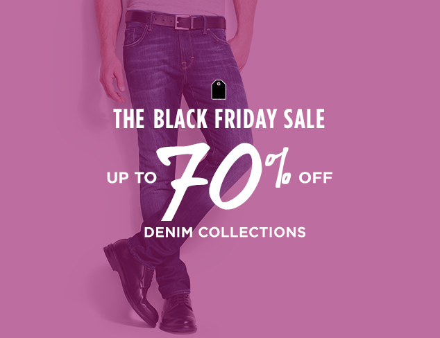 Up to 70% Off: Denim Collections at MYHABIT