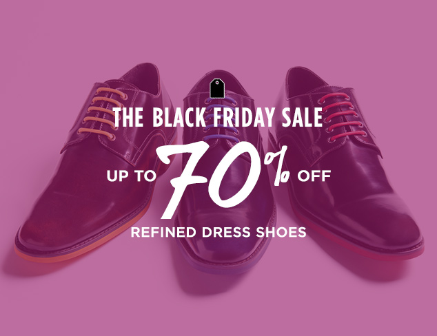 Up to 70% Off: Refined Dress Shoes at MYHABIT