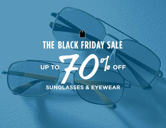 Up to 70% Off: Sunglasses & Eyewear at MYHABIT