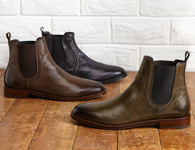 Up to 70% off: Dapper Dress Boots at MYHABIT