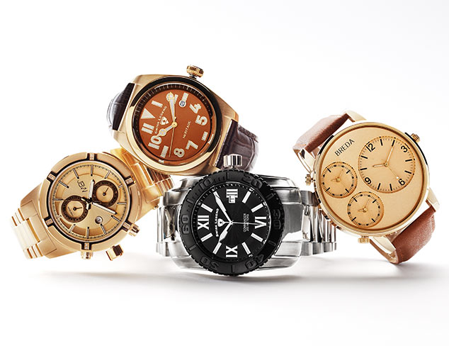 Up to 80% Off: Dress Watches at MYHABIT