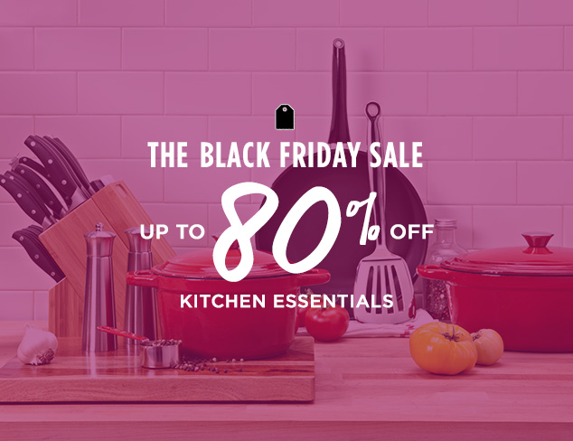 Up to 80% Off: Kitchen Essentials at MYHABIT