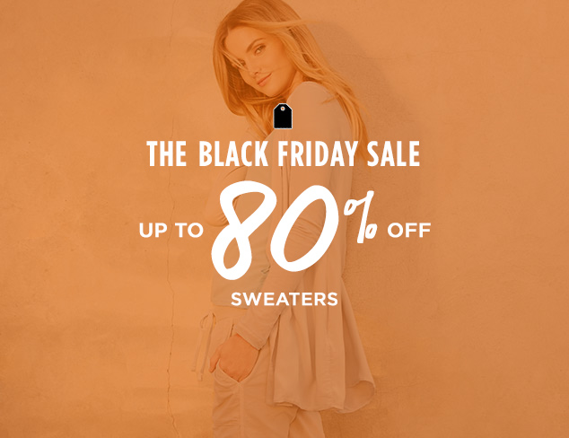 Up to 80% Off: Sweaters at MYHABIT