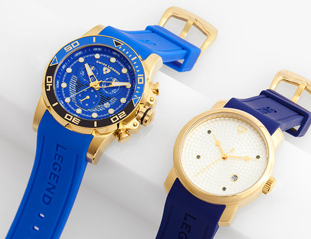 70% Off: Watches at MYHABIT