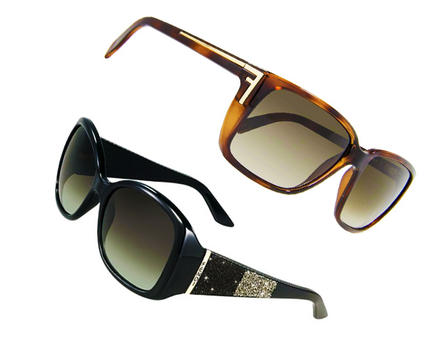 75% Off: Sunglasses feat. Tom Ford at MYHABIT
