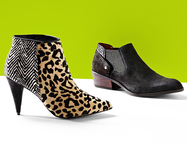 $75 & Under: Ankle Boots at MYHABIT