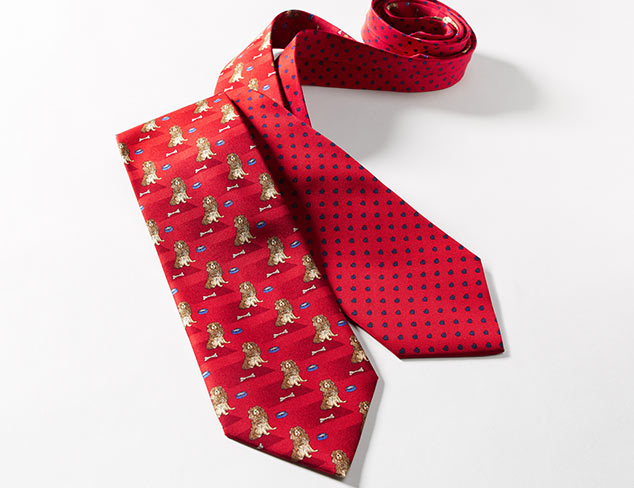$89 & Under: Ties at MYHABIT