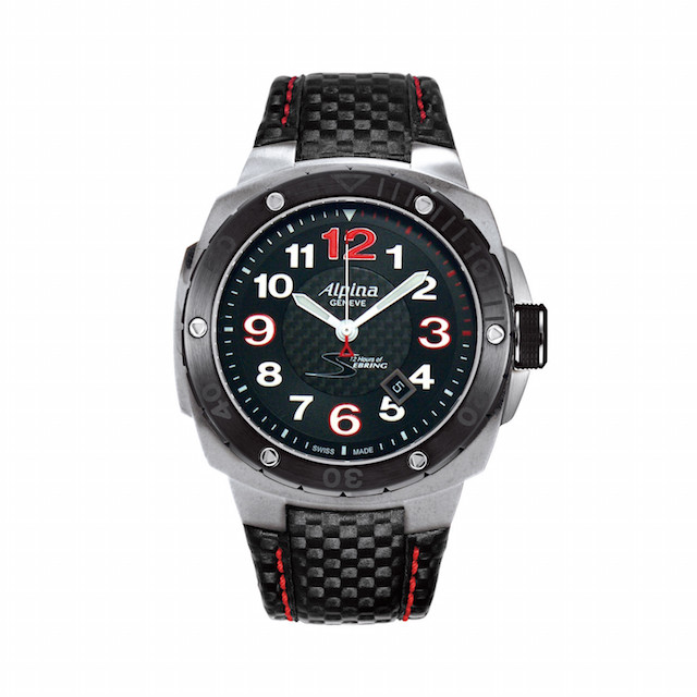 Alpina Racing 12 Hours of Sebring Automatic Chrono Watch AL-525BR5AES6