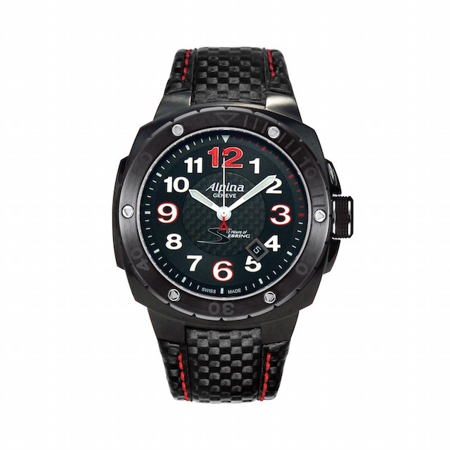 Alpina Racing 12 Hours of Sebring Automatic Chrono Watch AL-525BR5FBAES_2