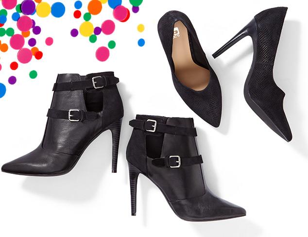 Back to Basics: Black Shoes at MYHABIT