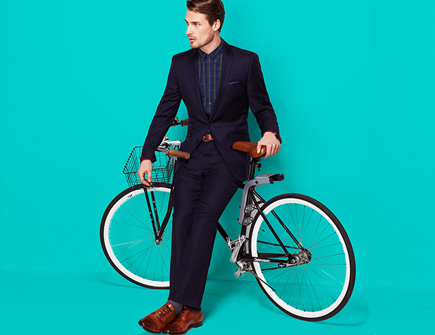 Ben Sherman Suiting at MYHABIT