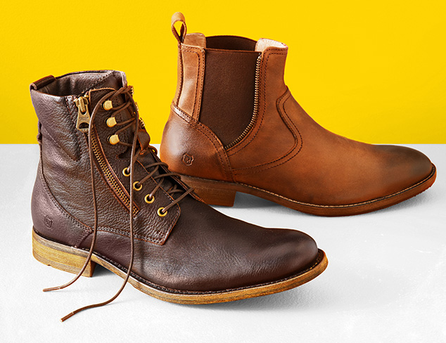 Best of the Season: Everyday Boots at MYHABIT