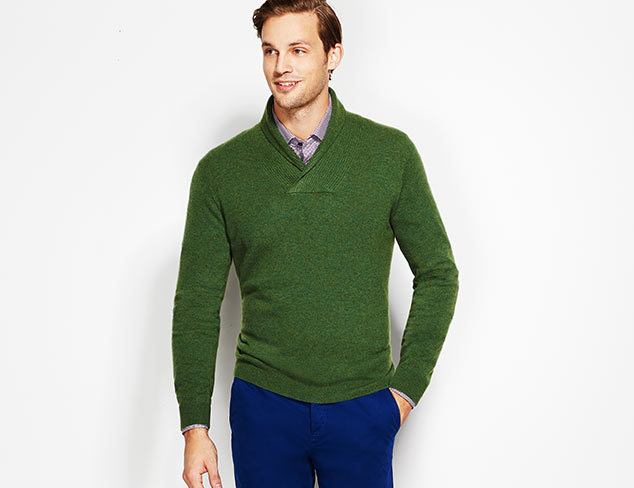 Cashmere Sweaters at MYHABIT