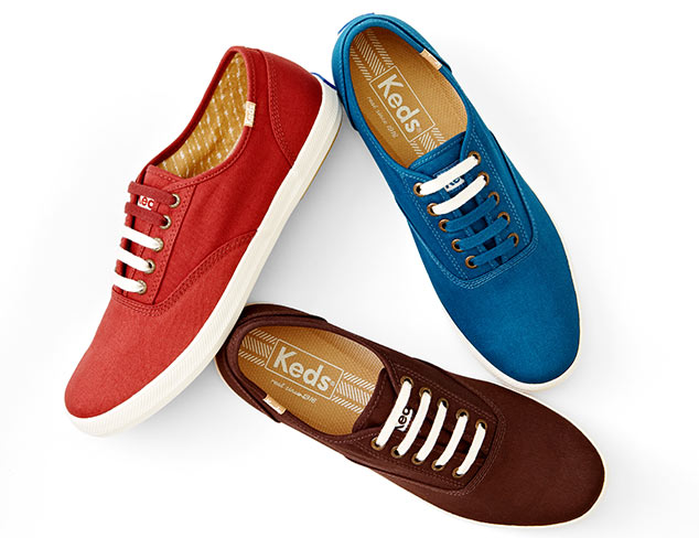 Casual Sneakers feat. Keds at MYHABIT