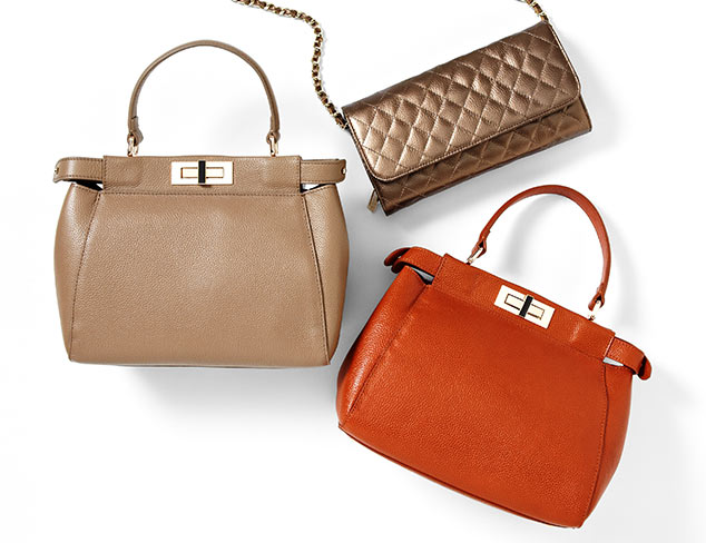 Classic Handbags feat. Zenith at MYHABIT