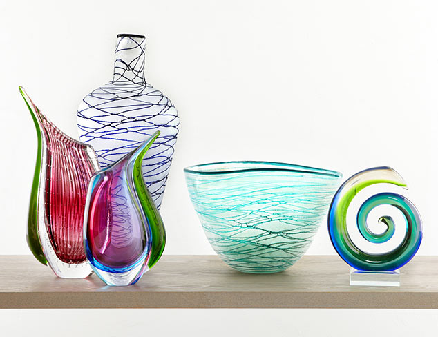Crystal & Art Glass: Vases, Bowls & More at MYHABIT