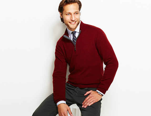 Cullen Sweaters at MYHABIT