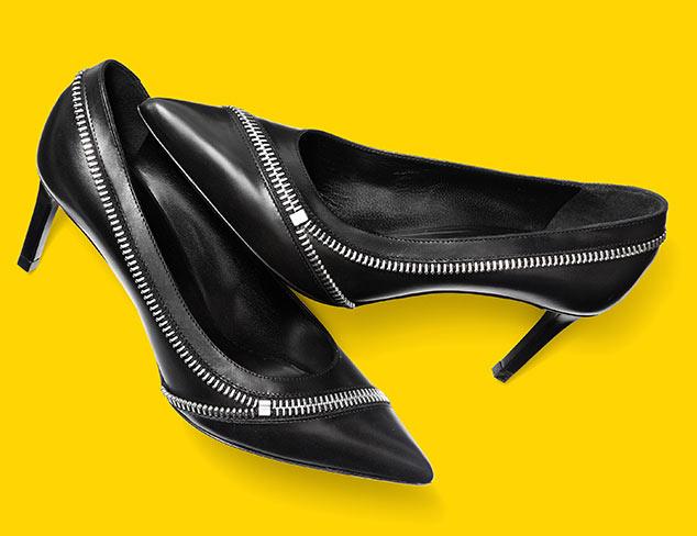 Designer Shoes feat. Saint Laurent at MYHABIT