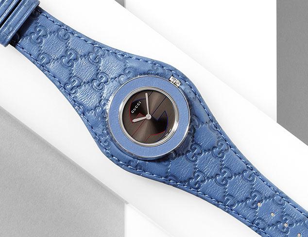 Designer Watches feat. Gucci at MYHABIT