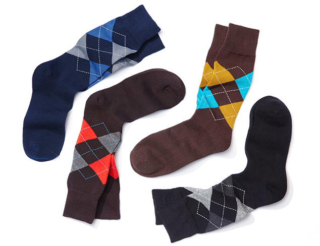 Dress Socks feat. Florsheim at MYHABIT