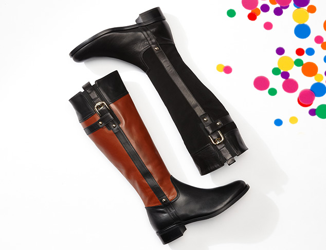 Equestrian Inspired: Riding Boots at MYHABIT