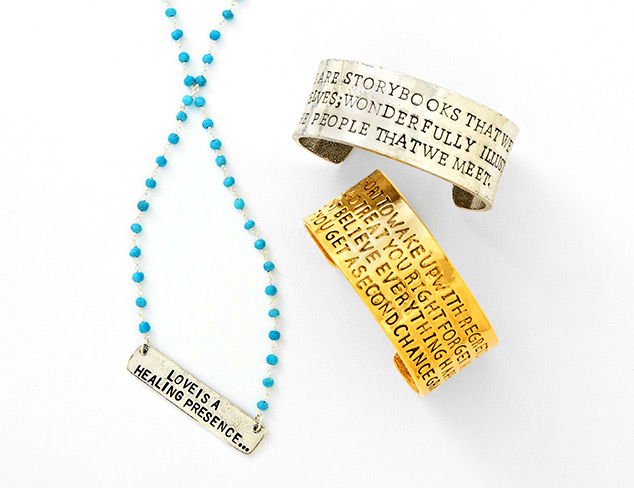 Gift of Inspiration: Alisa Michelle Jewelry at MYHABIT