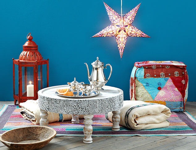 Global Inspiration: Home Décor at MYHABIT