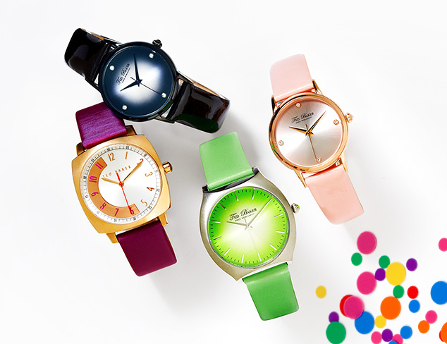 Great Gifts: feat. Ted Baker Watches at MYHABIT