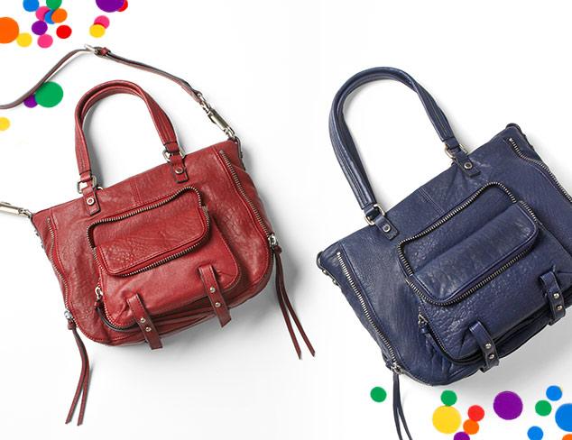 Joelle Hawkens Handbags at MYHABIT