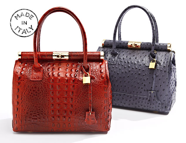 Made in Italy: Merci Marie Handbags at MYHABIT